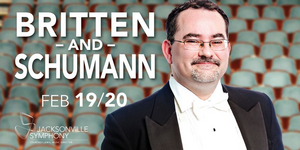 Times-Union Center For the Performing Arts Presents Britten and Schumann