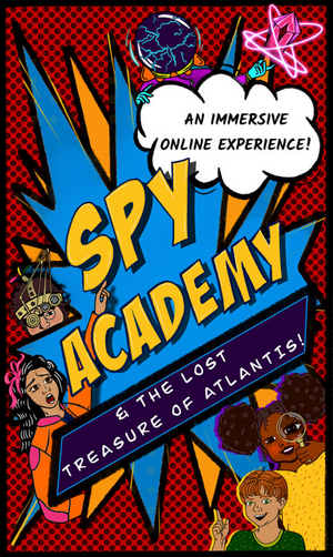 BWW Review: SPY ACADEMY & THE LOST TREASURE OF ATLANTIS at Imagination Stage