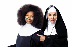 West End SISTER ACT THE MUSICAL Postponed Until 2022; Whoopi Goldberg Departs Cast