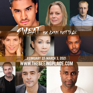 The Seeing Place Theater Presents Lynn Nottage's SWEAT