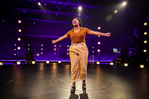 BWW Review: THE COLOR PURPLE - AT HOME, Curve@Home Online