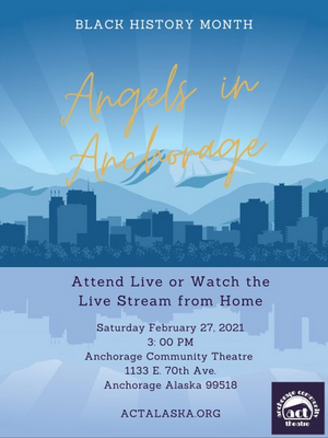 Anchorage Community Theatre Presents ANGELS IN ANCHORAGE