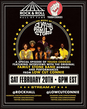 Low Cut Connie & Rock & Roll Hall of Fame Partner For Special Episode Of 'Tough Cookies'
