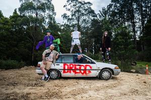 DREGG Share New Track/Video 'EVOLVE'
