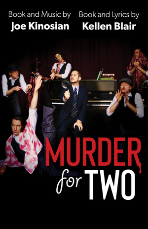 BWW Review: Timmons Edwards Detects The Best in MURDER FOR TWO