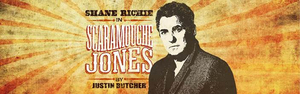 Shane Richie to sStar in Digital Revival of SCARAMOUCHE JONES OR THE SEVEN WHITE MASKS