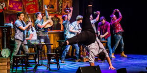 BWW Review: THE CHOIR OF MAN – ADELAIDE FRINGE 2021 at The Moa (open-air) At Gluttony, Rymill Park