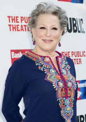 Bette Midler Reveals That She Believes Her Time on Stage is Over