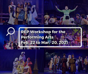 Repertory Philippines Announces Workshop For the Performing Arts Lineup