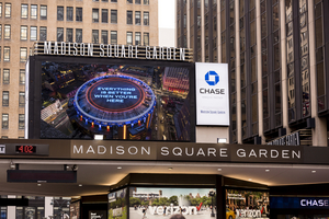 Madison Square Garden Opens Again Tomorrow with the New York Knicks