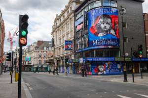 British Prime Minister Says English Theatres and Cinemas Could Re-Open By May 17