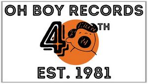 Oh Boy Records Celebrates 40 Years