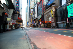NYC Movie Theaters Will Reopen in March at 25% Capacity