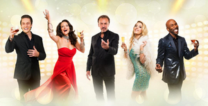BWW Feature: The Cocktail Cabaret Brings Back the Dinner and a Show at The Italian American Club of Southern Nevada