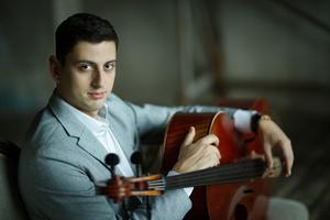 Shriver Hall Concert Series Presents Cellist Narek Hakhnazaryan And Pianist Armine Grigoryan In Virtual Recital