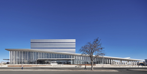 The Buddy Holly Hall of Performing Arts and Sciences Now Completed