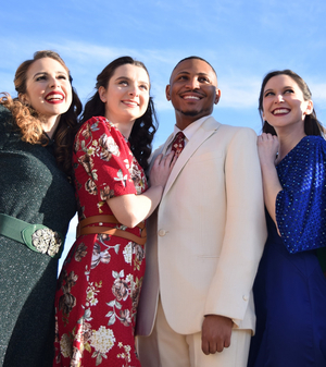 Centenary Stage Company Presents World Premiere of Darrah Cloud's TURNING