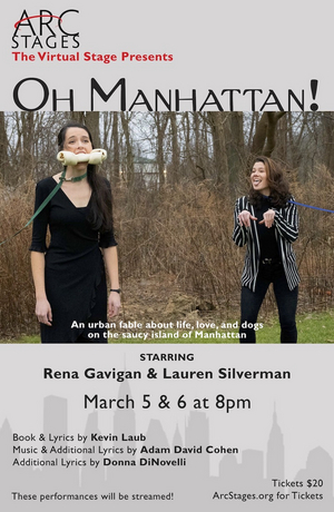 Arc Stages Presents OH MANHATTAN!