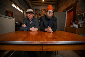 Mike Doughty's Ghost of Vroom Share David Rees-Directed Video