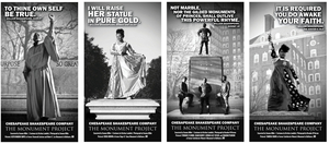 Chesapeake Shakespeare Company Presents THE MONUMENT PROJECT