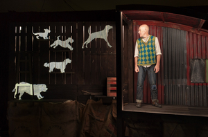 BWW Review: THE BOY WHO TALKED TO DOGS – ADELAIDE FESTIVAL 2021 at Thomas Edmonds Opera Studio, Adelaide Showgrounds