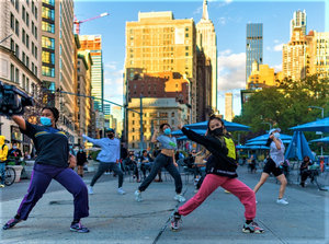 Dance Rising NYC Announces Video Tour To Be Broadcast Throughout The Five Boroughs