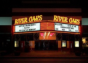 River Oaks Theater in Houston is at Risk of Closing