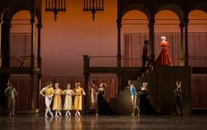 Det KGL. Teater Presents ROMEO AND JULIET