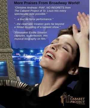 Last Chance to Catch Christine Andreas Celebrate Edith Piaf!
