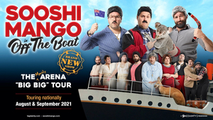 Sooshi Mango Add New Dates To Their OFF THE BOAT Tour