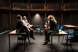 Theatre Centre Releases Free Digital Adaptation Of Charlie Josephine's BIRDS AND BEES For Schools