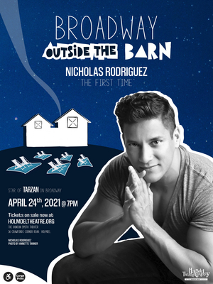 Broadway OUTSIDE The Barn Returns With Nicholas Rodriguez