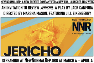Jill Eikenberry to Star in Virtual Production of JERICHO Directed by Marsha Mason