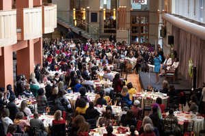NJPAC Presents Women At NJPAC A Gathering Of Givers: Reshaping Our Communities and Our World