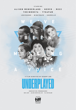 UNDERPLAYED Debuts on Amazon Prime Video March 8th