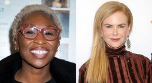 Cynthia Erivo, Nicole Kidman to Star in New Anthology Series ROAR