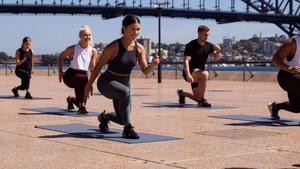 Sydney Opera House Partners With Virgin Active For GET ACTIVE AT THE HOUSE Fitness Series