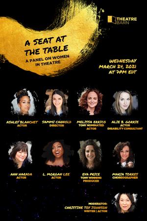 Melissa Errico, Ann Harada and More to Headline New York Theatre Barn's Women In Theatre Roundtable
