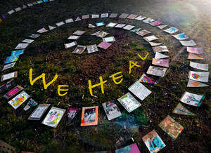 Urbano Project Celebrates the Culmination of WE HEAL, a Collaborative Project by Artist Nora Valdez