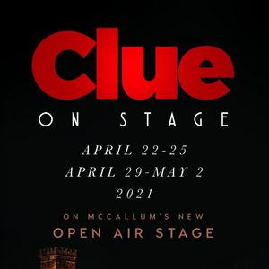 McCallum High School Presents CLUE ON STAGE