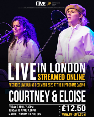 Fourth Wall Live's LIVE IN LONDON Concerts To Be Streamed From 26 March