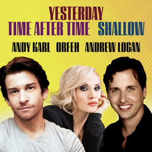 LISTEN: Andy Karl, Orfeh, and Andrew Logan Release a Mashup of Yesterday, Time After Time, and Shallow