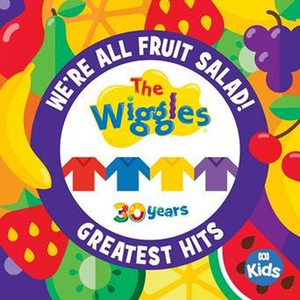 The Wiggles Release Greatest Hits Album 'We're All Fruit Salad'