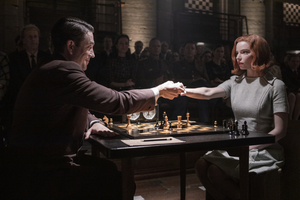 THE QUEEN'S GAMBIT Will Be Adapted Into a Broadway Musical