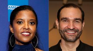 Renée Elise Goldsberry & Javier Muñoz Will Star in EUREKA! on Disney Junior