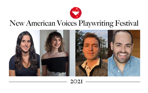 The Landing Theatre Company Launches 2021 NEW AMERICAN VOICES PLAYWRITING FESTIVAL Online