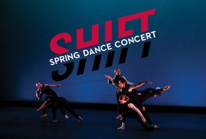 ONU Dance Presents Livestreamed Production of SHIFT