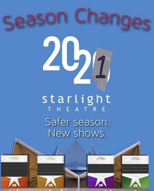 RVC Starlight Theatre Announces 2021 Season Will Go On With Some Changes