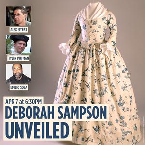 A.R.T. / Museum of the American Revolution Announce DEBORAH SAMPSON UNVEILED: A VIRTUAL CONVERSATION