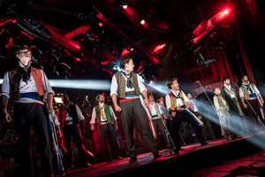 LES MISERABLES - THE STAGED CONCERT Returns to the West End on 20 May